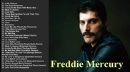 Freddie Mercury - Greatest Hits - Full Album