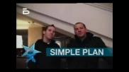 Simple Plan - Поздрав За 5 Г. Радио City