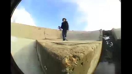 Страхотни скейт трикове !!!