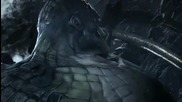 Batman Arkham Origins - Batman vs Killer Croc (my Gameplay)