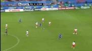 Полша 0:1 Хърватия