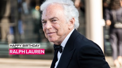 Ralph Lauren at 80: an iconic all-American fashion designer