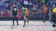 Big Show knocks out Dolph Ziggler on the 600th episode of Smackdown