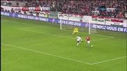 Унгария 2 - 1 Норвегия ( Eвро 2016 бараж ) ( 15/11/2015 )