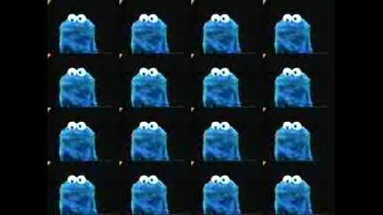 Cookie Monster xd