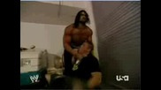 Wwe - Khali Пребива John Cena :(