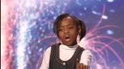 Великобритания търси талант! Natlie Okri