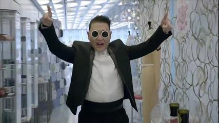 -2013- Бг превод! Psy - Gentleman
