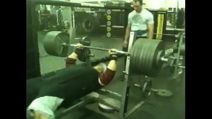 Лежанка 315 кг