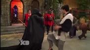 Братя по карате сезон 3 епизод 22 Уасаби завинаги Последен епизод