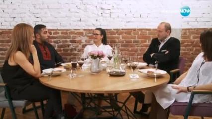 Евелина Павлова посреща гости - Черешката на тортата (23.01.2017)