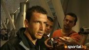 Иван Стоянов : Желанието ми е отново победа