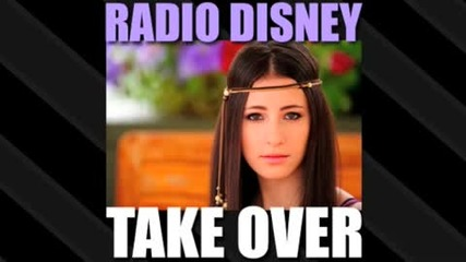 Tiffany Giardina - Radio Disney Take Over (part 2)
