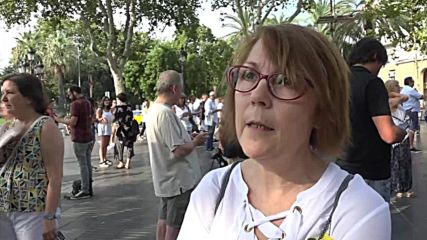 Spain: Protesters shun King Felipe on first Barcelona attack anniversary