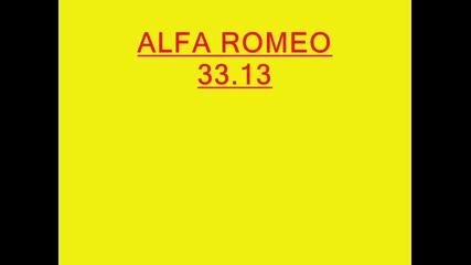 Alfa Romeo Boxer 13.s