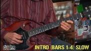Как да свирим Ac Dc - Thunderstruck