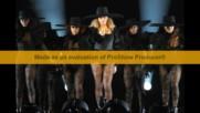Beyonce formation tour part 1