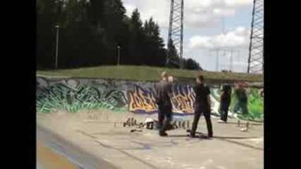 Graffiti - #26 - Stompdown Killaz - Hip Hop Rap Juggalo