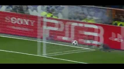 Cristiano Ronaldo vs Lyon Home 2011