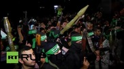 State of Palestine: Al-Qassam Brigades hold rally one year after IDF's Operation Protective Edge