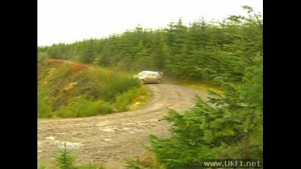 Rally Drifting