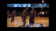 Shaq, Lebron, Dwight Howard All - Star Dance - Off
