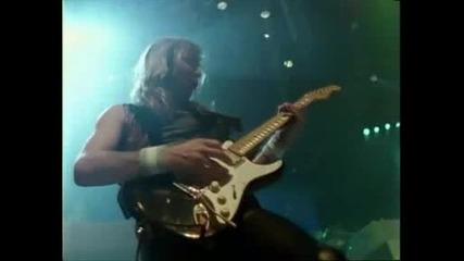 *превод* Iron Maiden - Run silent run deep