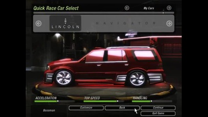 Need For Speed Underground 2 The New Generation of Tuning Cars (част 2)