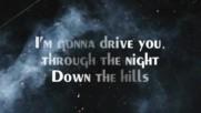 London Grammar - Nightcall (lyrics video + Bg subs)