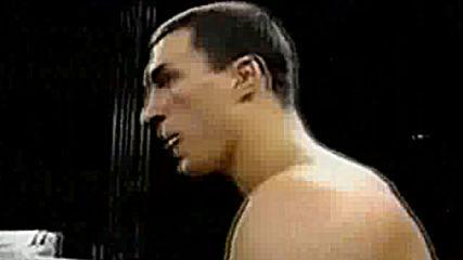Владимир Кличко Срещу Фабиан Меза 16 11 1996 ( Дебюта На Последният Дългоцаруващ Шампион)