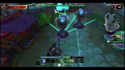 Dungeon Defenders 2 part 1