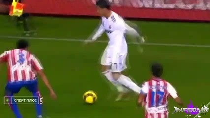 Cristiano Ronaldo - Best Skils and Goals in Season 2010-11