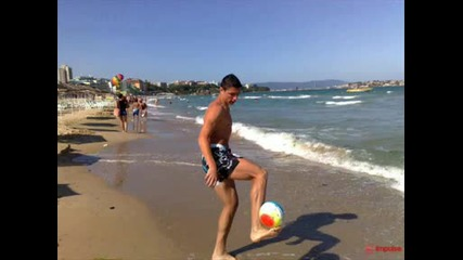 Българският Двойник На Кристиано Роналдо!