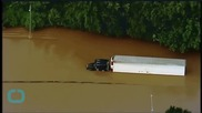 Texas Flooding Overwhelms Region