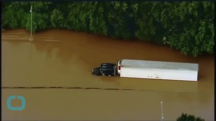 Texas Flooding Overwhelms Region