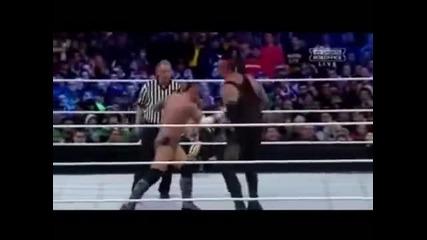Кеч Мания 29: Гробаря срещу Си Ем Пънк - целият мач
