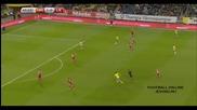 Швеция 2:0 Лихтенщайн 12.10.2014