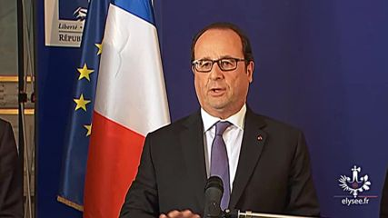 France: 'Why 14 July? Because it is the celebration of liberty', Hollande on Nice attack