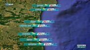 Прогноза за времето на NOVA NEWS (05.08.2021 – 15:00)