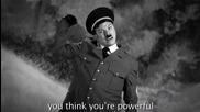 Епична рап битка Хитлер срещу Дарт Вейдър