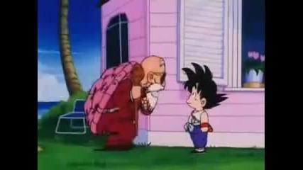 Dragon Ball Episode 14 - Gokus Rival 2/2