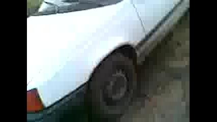 Opel Kadet 1.7 Diesel Pali Gumi Na Treva.3gp