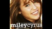 Miley Cyrus - The Climb ( Lyrics_songtext )