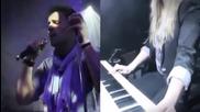 Никос Вертис и Сарит Хадад - Ние двамата си подхождаме 2011 New (official Music Video Clip)
