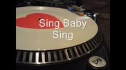 the stylistics-sing Baby Sing