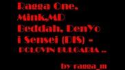 Ragga One,Mink,Md Beddah, DenYo i Sensei - 1/2 BG
