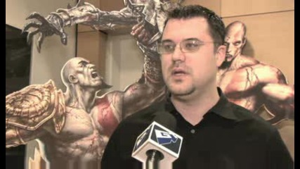 God Of War 3 Gameplay Interview