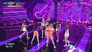 233.0729-3 Brave Girls - High Heels, Music Bank E847 (290716)