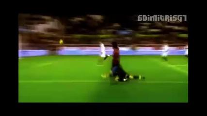 Lionel Messi 2009 - Top 10 Goals *new*