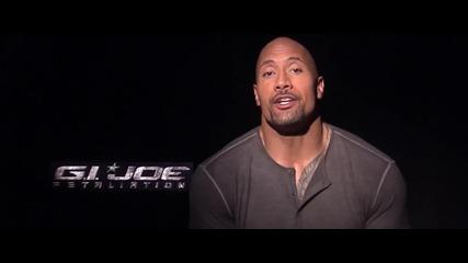 Трейлърът на : G.i. Joe: Retaliation !!!